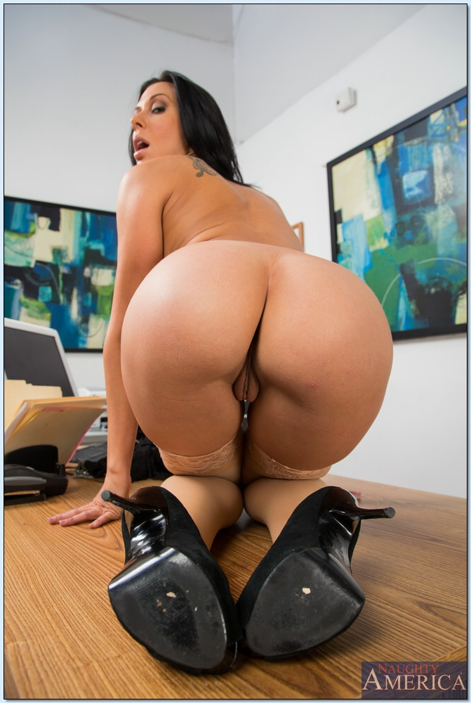 Rachel Starr Shaved Pussy